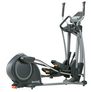 at home fitness has a sportsart elliptical that's right