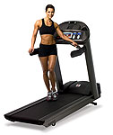 Landice L7 CLUB Cardio Trainer Treadmill