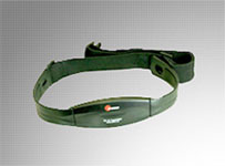 Ekho TE-15 Transmitter Belt and Elastic Strap