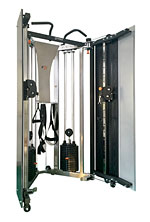 Torque Fitness F9 Fold Away Strength Trainer (without bench)