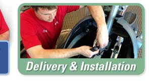 Delivery and Installation