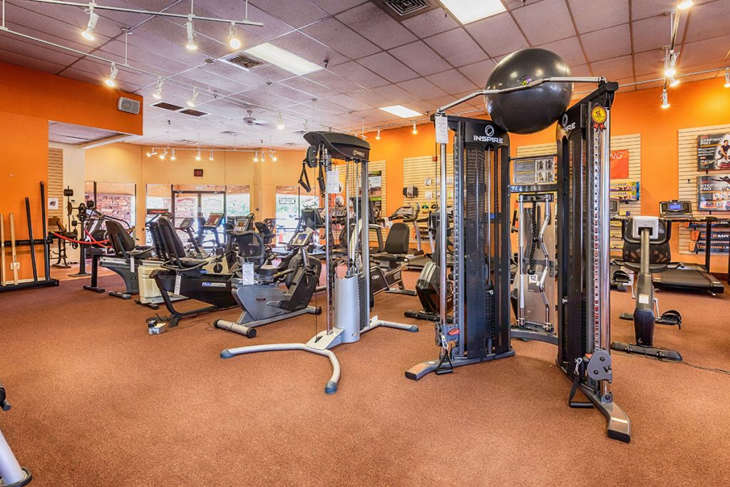 Scottsdale Fitness Equipment Store - At Home Fitness