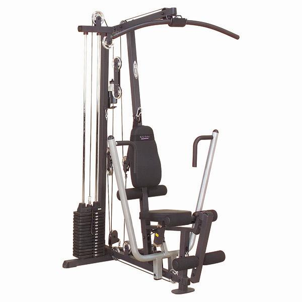 Body Solid G1s Selectorized Gym At Home Fitness