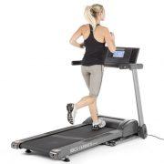 3G Cardio 80i Fold Flat Treadmill 2
