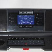 3G Cardio 80i Fold Flat Treadmill 1