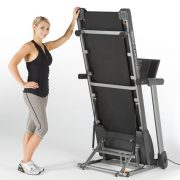 3G Cardio 80i Fold Flat Treadmill 4