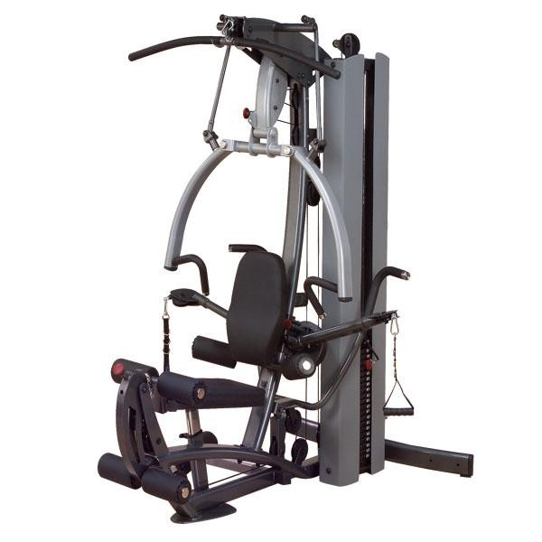 Body Solid Fusion 600 Personal Trainer At Home Fitness