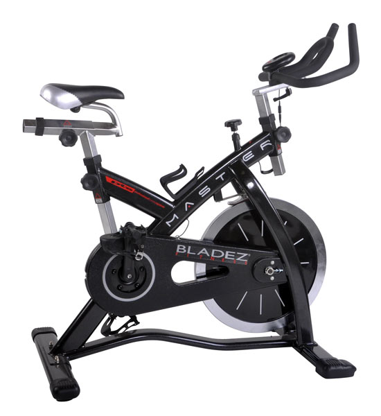 BLADEZ Fitness Master Exercise Bike - At Home Fitness
