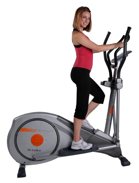 Bladez Fitness X450 Home Trainer Elliptical