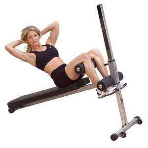 Body-Solid Pro-Style Ab Board
