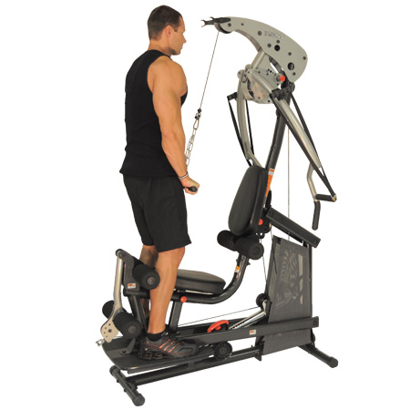 inspire fitness body lift home gym  at home fitness