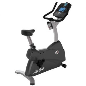 Life Fitness C1 Lifecycle Bike with Track Console