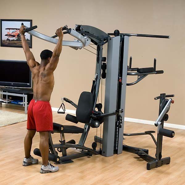 Body Solid Fusion 500 Personal Trainer At Home Fitness