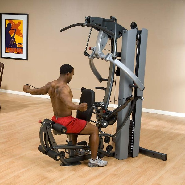 Free Weights Gym Near Me: Body Solid FUSION 600 Personal Trainer
