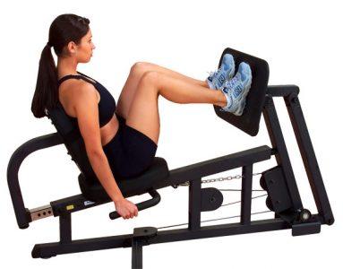 Body Solid G Series Leg Press Attachment