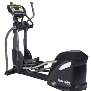 SportsArt G875 Elliptical