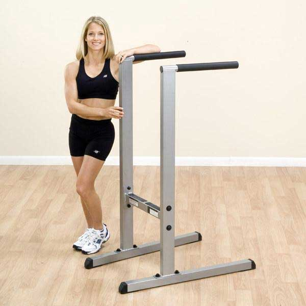 Station A Dips: Body-Solid Dip Station