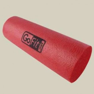 GoFit Foam Roll - 6in x 18in OR 6in x 36in