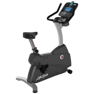Life Fitness C3 Lifecycle Bike with Track Console