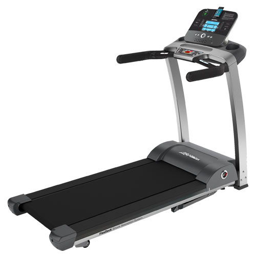 Life Fitness F3 Treadmill With Track Console