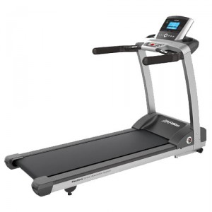 Life Fitness T3 Treadmill With Go Console