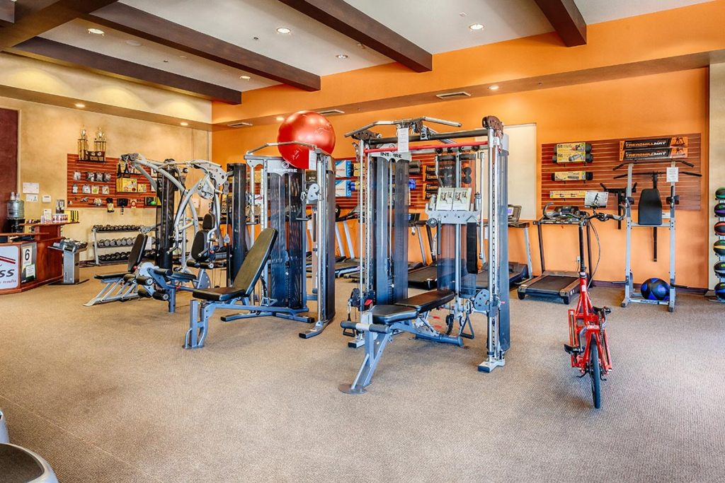 Gilbert fitness equipment store at home