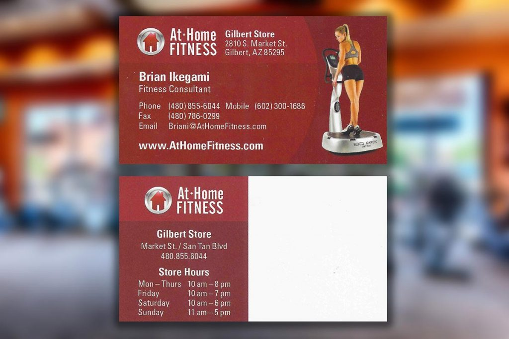 Store hours are Monday Thursday are 10 a m    8 p m   Friday 10 a m  7  p m   Saturday 10 a m  6 p m   and Sunday 11 a m  5 p m  Call 480 940 1022  for more. Gilbert Fitness Equipment Store   At Home Fitness