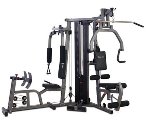 BodyCraft Galena Pro Home Gym - At Home Fitness