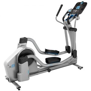 Life Fitness X8 Elliptical Cross-Trainer with Track Console