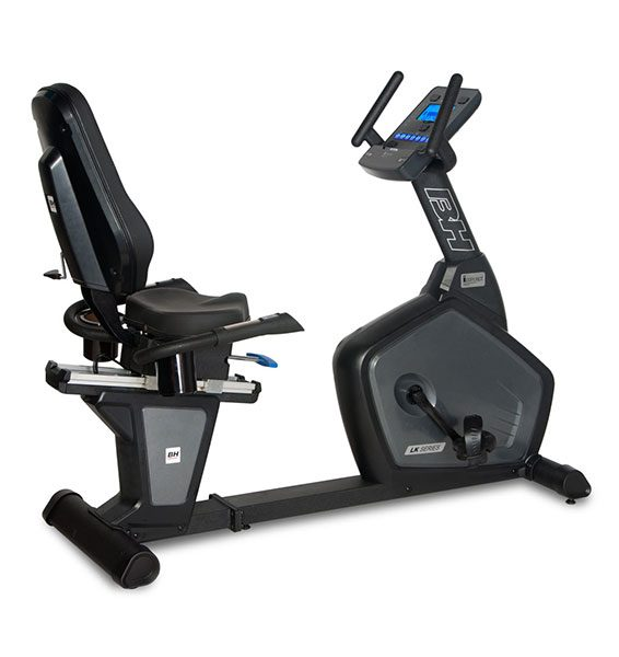 BH Fitness LK500Ri Recumbent Exercise Bike