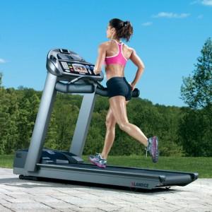 Landice L7 Pro Sport Trainer Treadmill