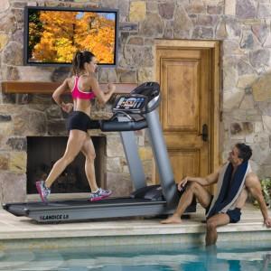 Landice L8 Pro Treadmill
