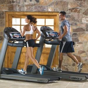 Landice L8 Pro Sport Trainer Treadmill