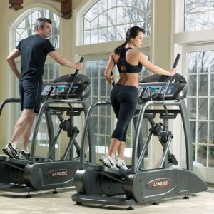 Landice E950 Pro Sports Trainer ElliptiMill