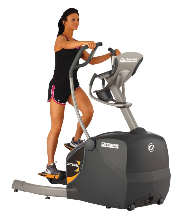 Octane Lateralx Lx8000 Elliptical At Home Fitness