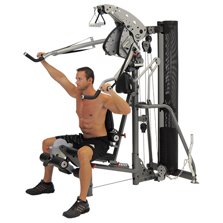 inspire m3 multi home gym  at home fitness