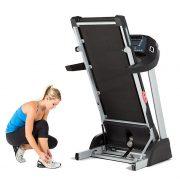 3G Cardio Pro Runner Treadmill 5
