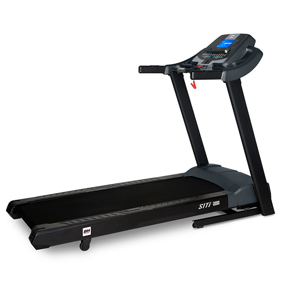Golds Gym Treadmill Connect Bluetooth: BH Fitness S1Ti Treadmill