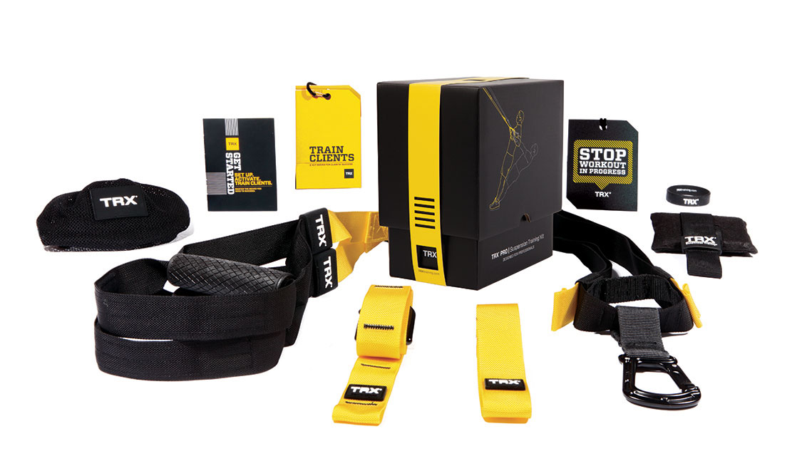 Trx Pro Suspension Training At Home Fitness