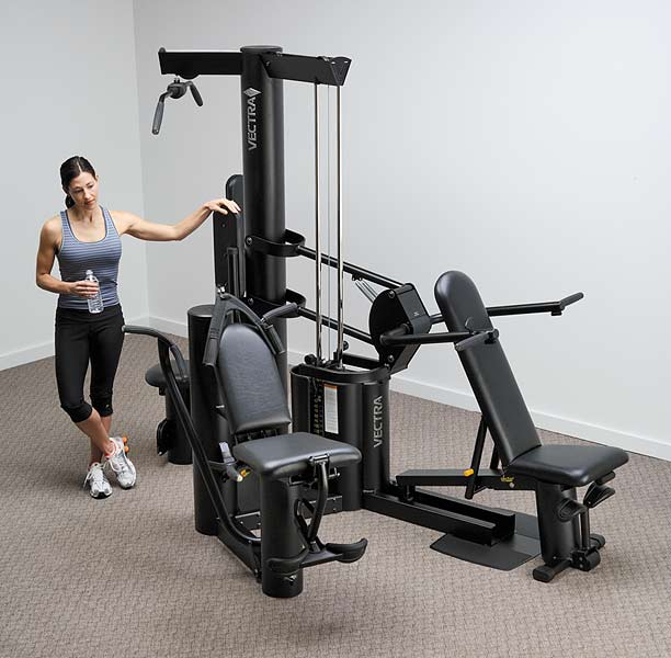 Vectra Fitness VX-18 Home Gym - At Home Fitness