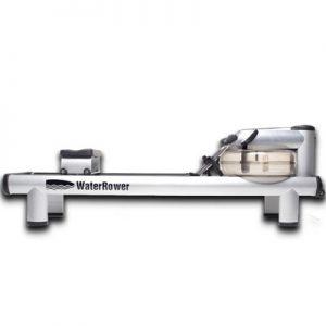 WaterRower M1 HiRise with S4 monitor Rowing Machine