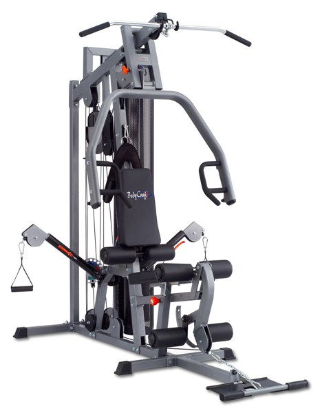 Bodycraft xpress pro home gym at fitness