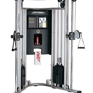 Life Fitness G7 Dual Adjustable Gym (Without Bench)