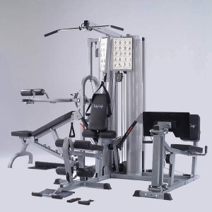 BodyCraft K2 2 Stack HomeGym with Functional Arms