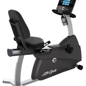 Life Fitness R1 Lifecycle with Track Console