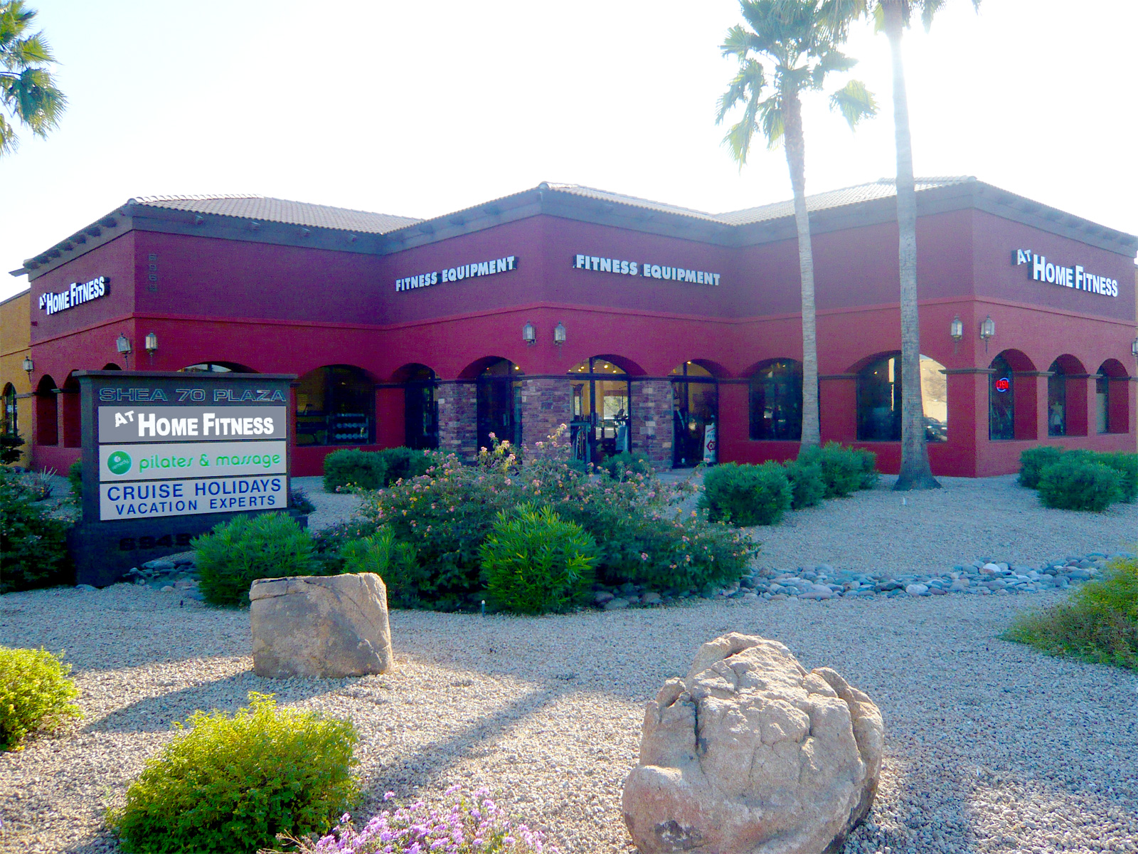 At Home Fitness Scottsdale