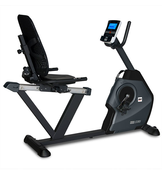 BH Fitness S1Ri Recumbent Exercise Bike
