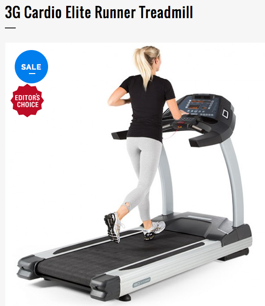 aerobic exercise treadmill