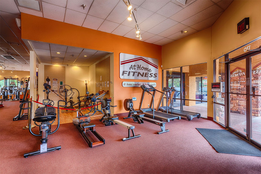 At Home Fitness Scottsdale a must see store for specialty fitness equipment  selection  service in Arizona. At Home Fitness Scottsdale a must see store for specialty fitness
