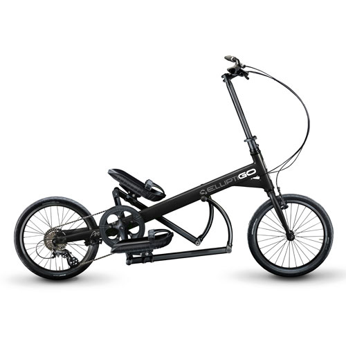 Elliptical Bike For Outside: ElliptiGO Arc Elliptical Bicycle